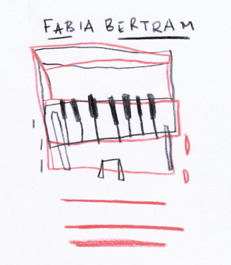 Exlibris Fabia Bertram